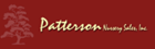 Patterson Nursery Sales